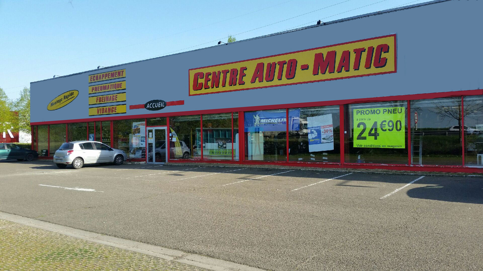photo Centre Auto Matic Barjouville