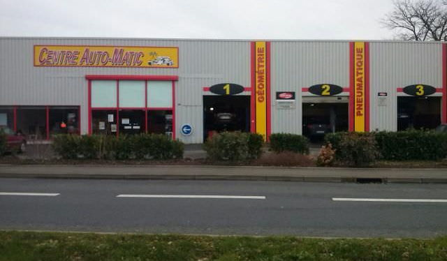 photo Centre Auto Matic Cholet
