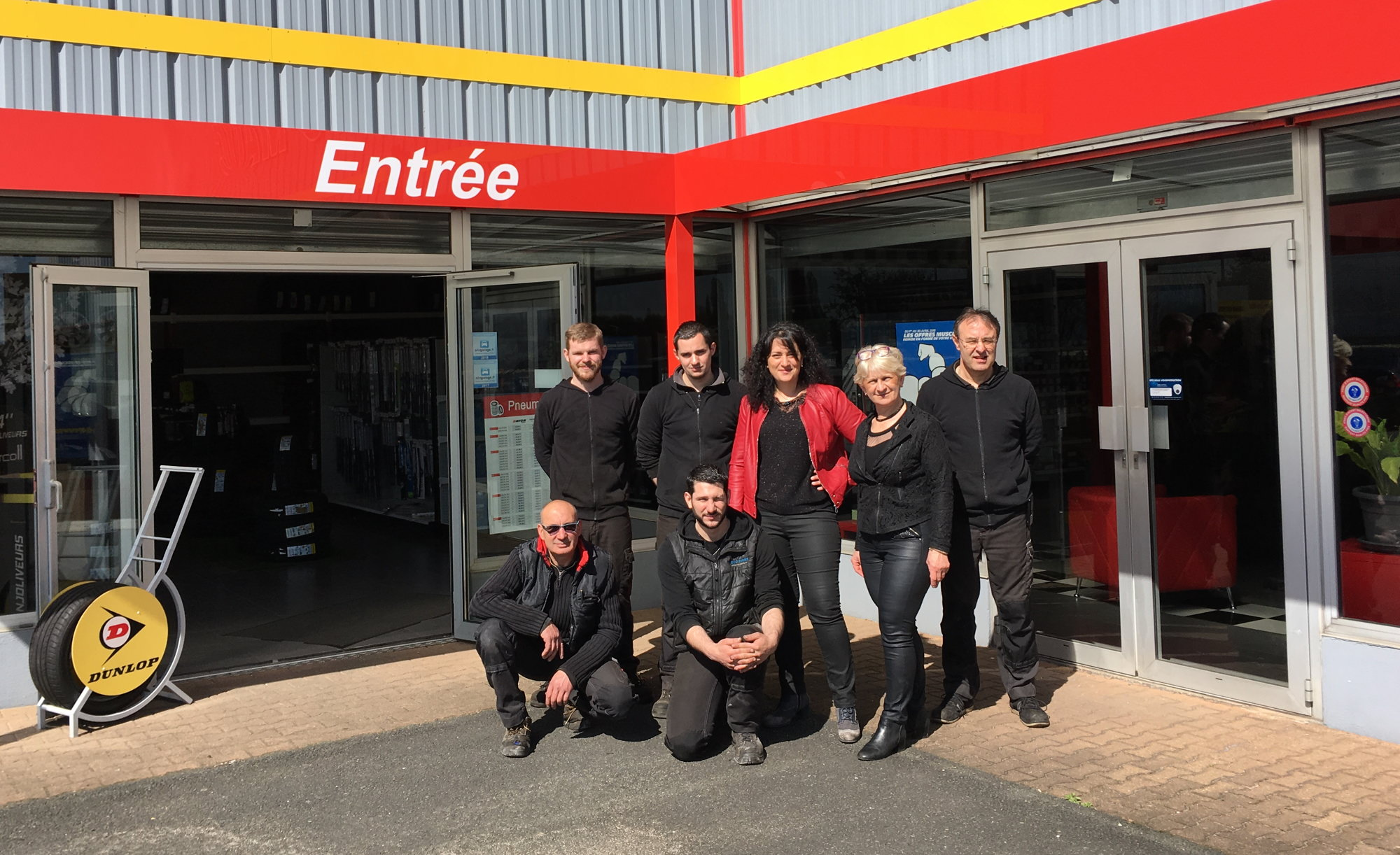 photo Centre Auto Matic Fontaine-le-Comte