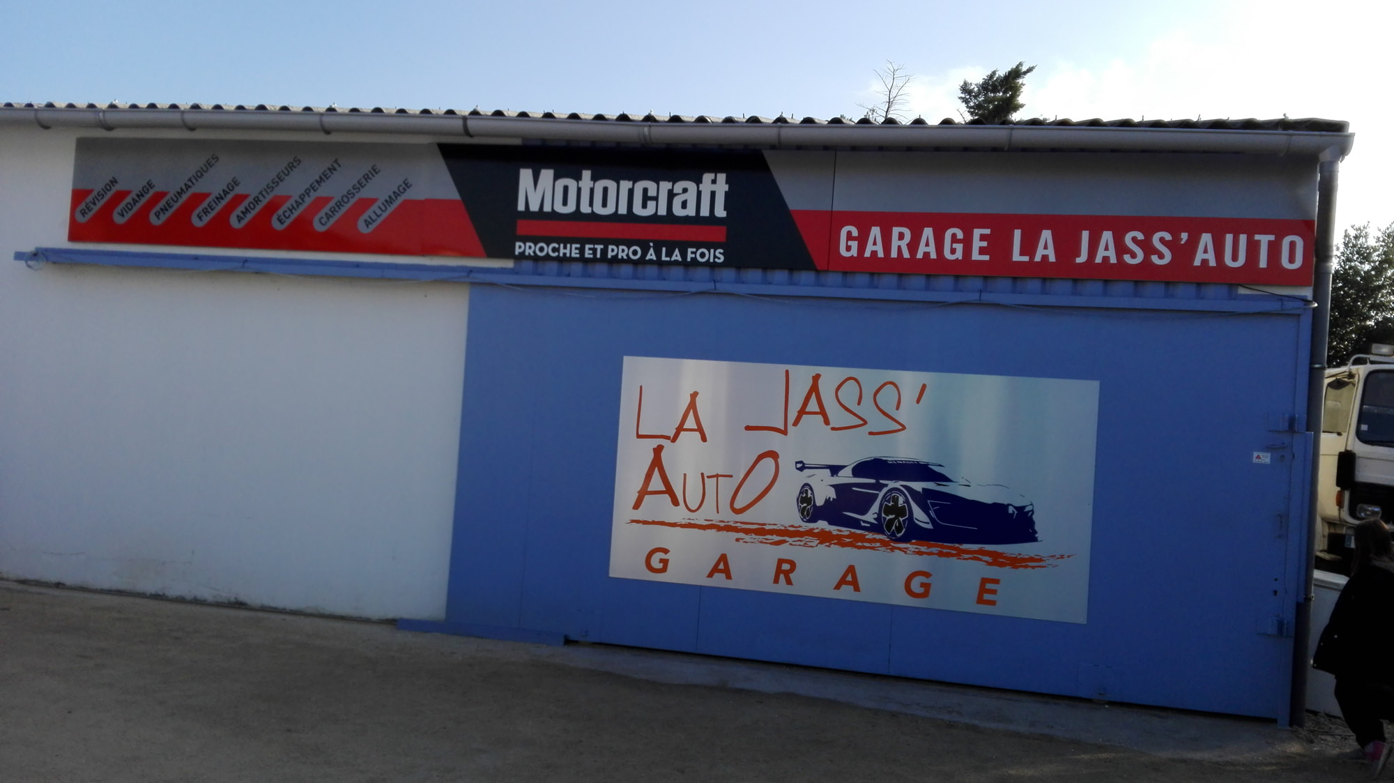 photo Garage La Jass'Auto