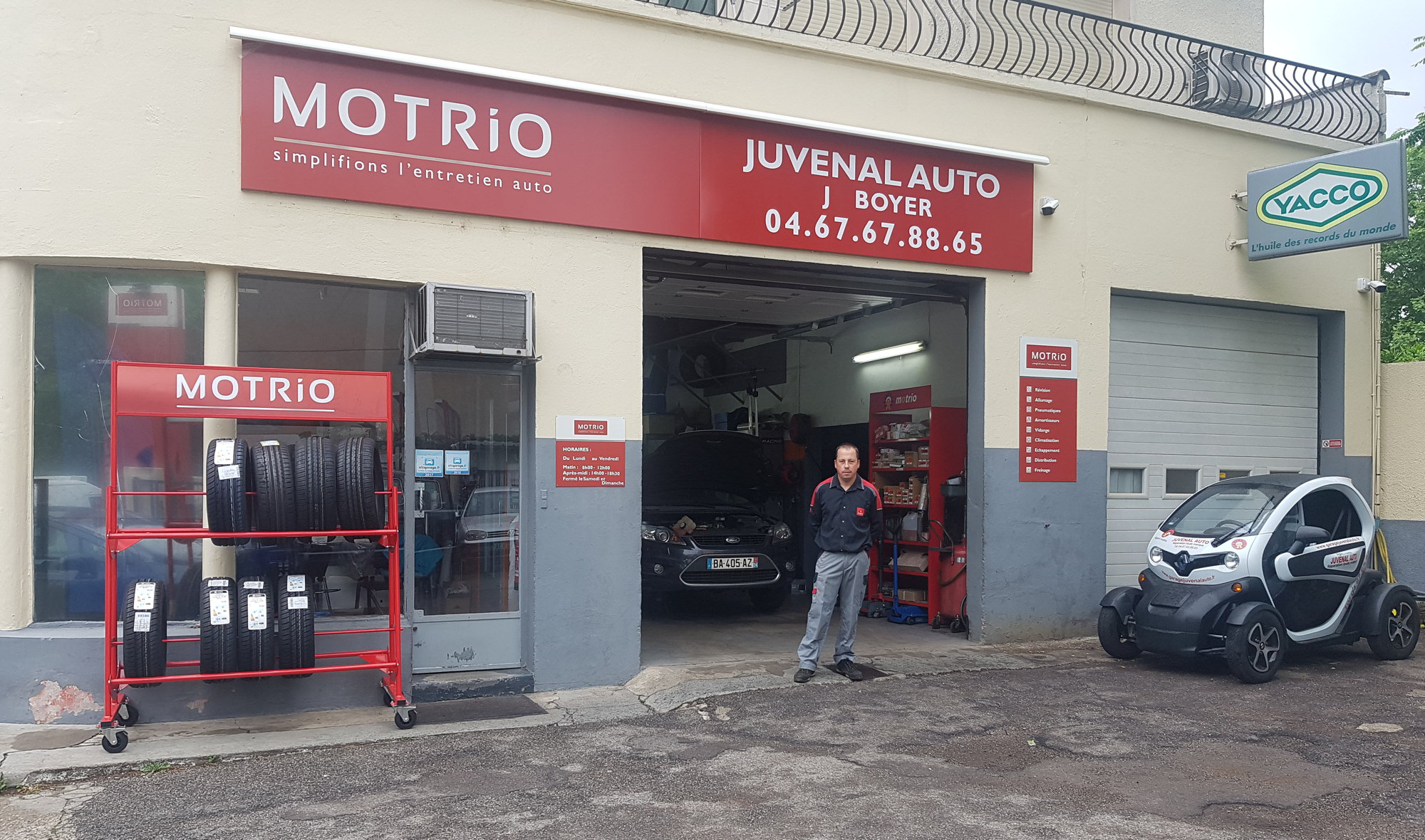 photo JUVENAL AUTO