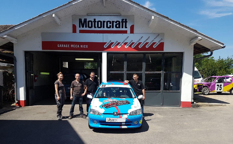 Meilleurs garages de france 2018 for Garage meca nico virignin