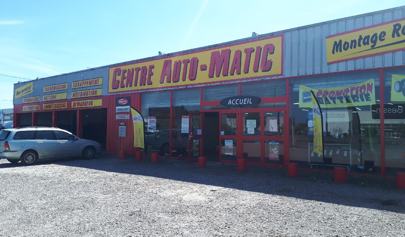 photo Centre Auto Matic Migné-Auxances